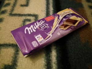 Milka Slalom Milk rice Vanilia