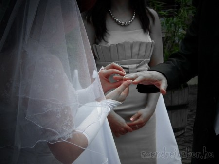 Nati és Norbi Esküvője Balatonfüreden - fotó: Szendrei Gábor