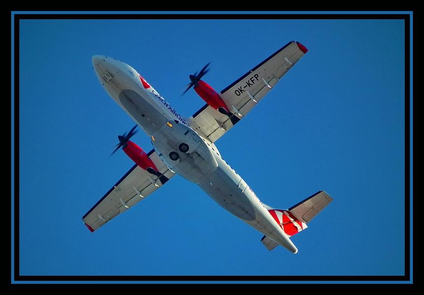 Czeh Airlines OK-KFP - szendreigabor.hu