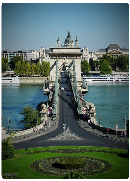Széchenyi lánchíd Budapest - Fotózás - szendreigabor.hu