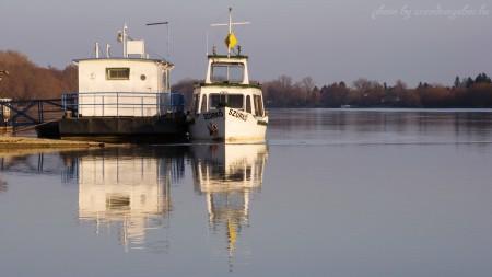 Dunai révhajó Kisoroszi - Visegrád-Szentgyörgypuszta - szendreigabor.hu