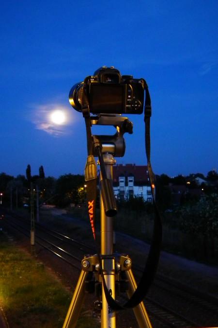 Telihold szuperhold fotózás felszerelés - Szendrei Gábor
