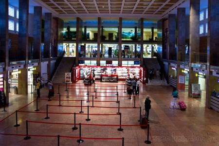 Ferihegy 1-es terminál bezárása - Szendrei Gábor