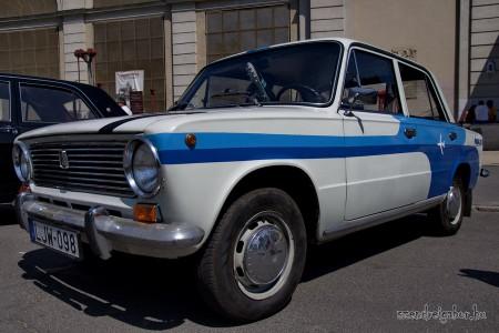 Lada 1200 MALÉV színekben