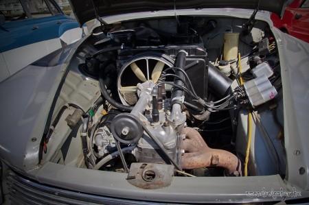 Wartburg 311 motorja