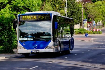 BKV 11 -es busz