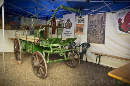 Múzeumok majálisa tűzoltókocsi - Szendrei Gábor