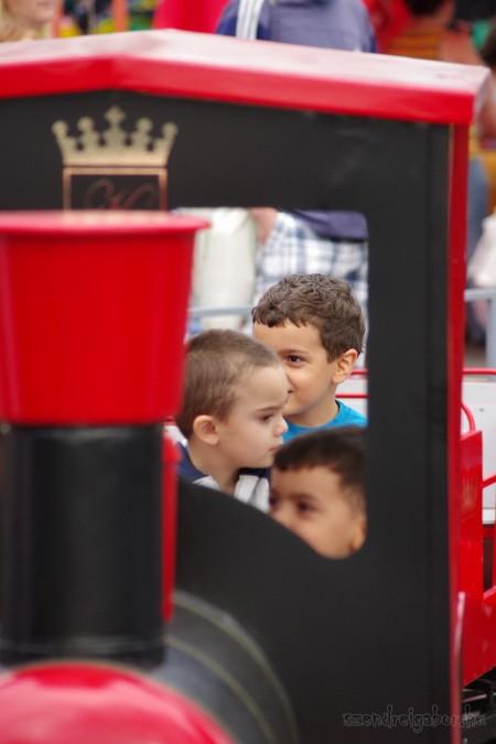 Gyermeknap Budapest Városliget - Szendrei Gábor