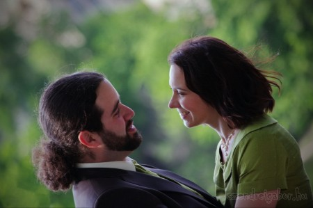 Vajdahunyad Vár esküvőfotó - Szendrei Gábor