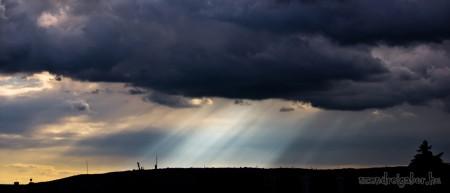 Felhők és napsugarak - Szendrei Gábor