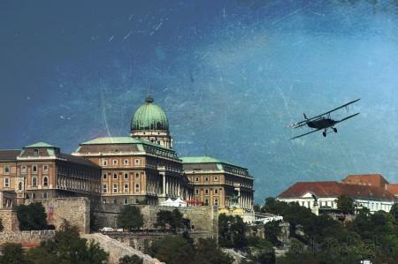 Légi parádé a Dunán Budapesten 2012. augusztus 20. - Szendrei Gábor