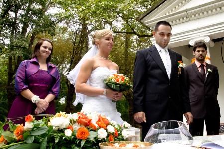 Szilvi és Gergő Esküvője Pusztazámoron - fotó: Szendrei Gábor