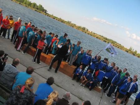 VITSPORT sárkányhajó kupa 2012 - Díjkiosztó - fotó: Szendrei Gábor