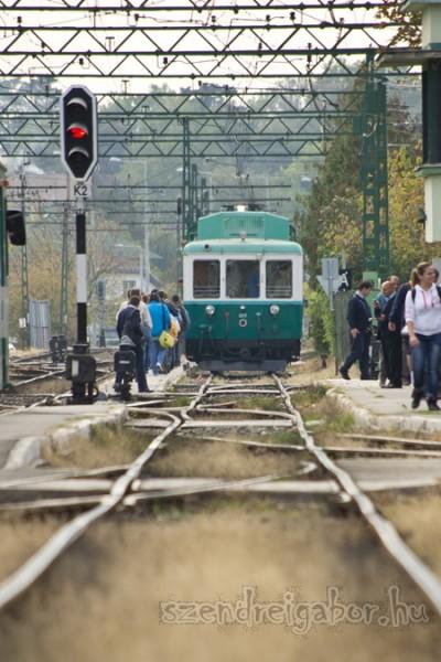 125 éves a budapesti a villamos- és Hév-közlekedés - fotó: Szendrei Gábor