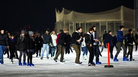 Városligeti Műjégpálya nyitása 2012 - fotó: Szendrei Gábor