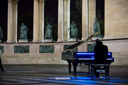 Klavierkunst in Budapest - photo: Gábor Szendrei