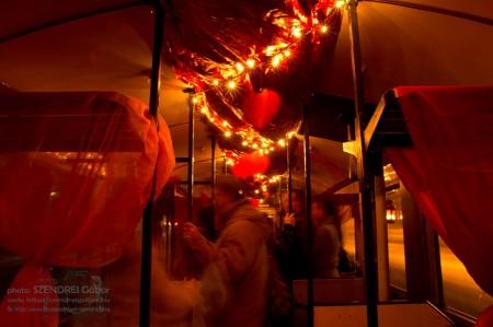 Valentin expressz a Királyréti Erdei Vasúton 2013 - fotó: Szendrei Gábor