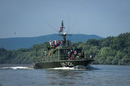 2013.07.27. Nyílt nap a hadikikötőben - fotó: Szendrei Gábor