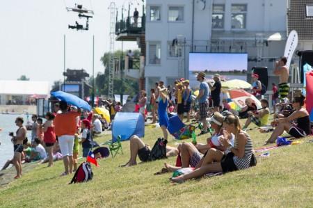2013.07.28. 11. IDBF Sárkányhajó Világbajnokság Szegeden - fotó: Szendrei Gábor