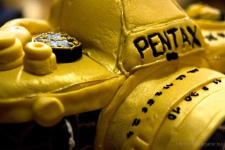 Gold Pentax és a szülinapom - http://szendreigabor.hu