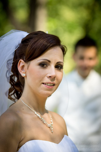 2013.08.17. Andi és Attila Esküvője - fotó: Szendrei Gábor