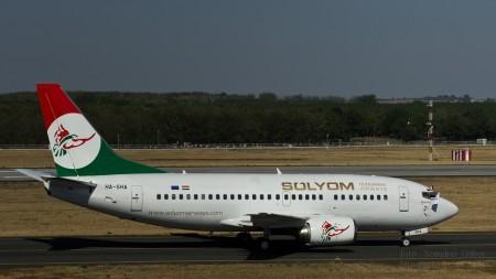 22013.08.18. Sólyom Hungarian Airways első képek HA-SHA LHBP - fotó: Szendrei Gábor