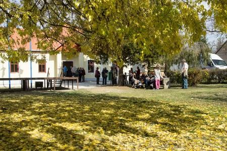 2013.10.23. Művelődési Ház avatása Kisorosziban  - fotó: Szendrei Gábor