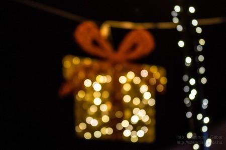 Tatabánya Karácsonya az Árpad téren 2013 - Fotó: Szendrei Gábor