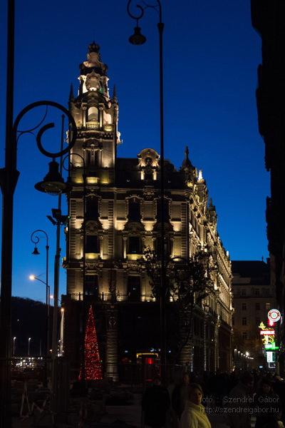Karácsonyi vásár Budapest - Budha-Bár Hotel - fotó: Szendrei Gábor