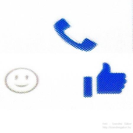 Facebook telefonhívás - http://szendreigabor.hu/