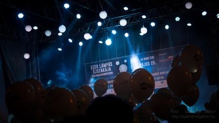 Ezer Lámpás Éjszakája Budapest 2014 - fotó: Szendrei Gábor