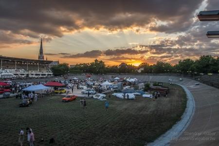 2014.07.19. Velodrom Millenáris 2014 - fotó: Szendrei Gábor