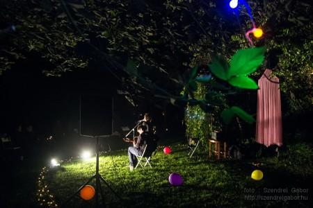 Szeder kerti koncert - fotó: Szendrei Gábor