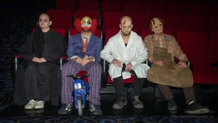 Anabelle horror és NIGHTMARE in BUDAPEST - fotó: Szendrei Gábor