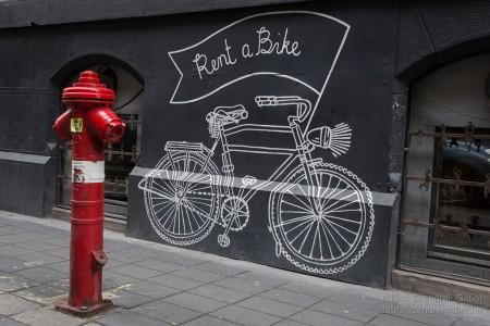 Rent a bike - fotó: Szendrei Gábor