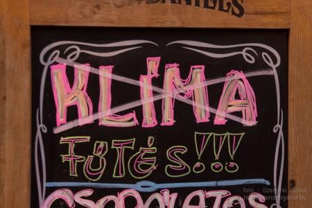 Klíma lecserélve -> Fűtésre!!! - fotó: Szendrei Gábor