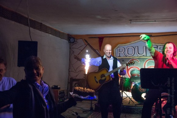 Ördögszekér koncert a Route 66 - fotó: Szendrei Gábor