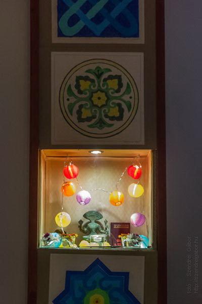 Diwali - a Fény Ünnepe a Bandha Works-ben 2015 - fotó: Szendrei Gábor