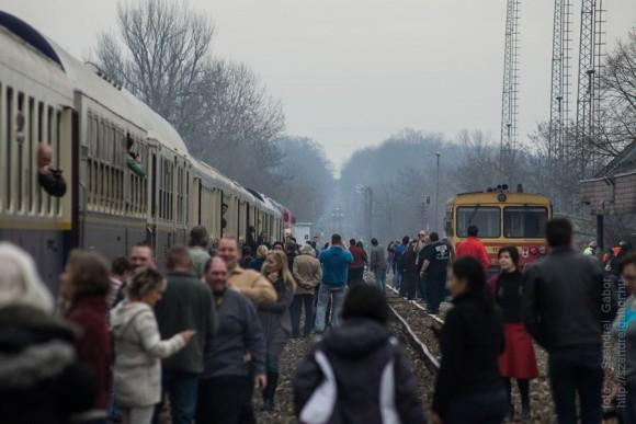Busó expressz és Busójárás Mohács 2016 - fotó: Szendrei Gábor