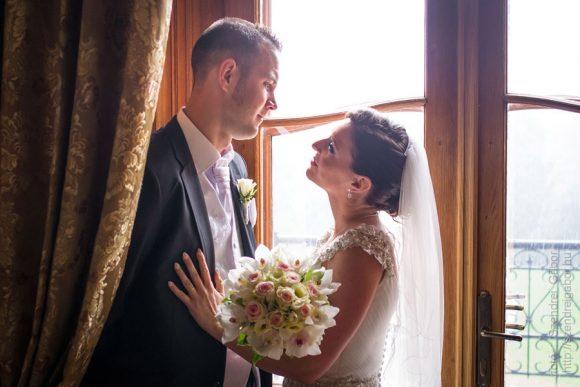 Izabella és Vilmos esküvői fotói - fotó: Szendrei Gábor