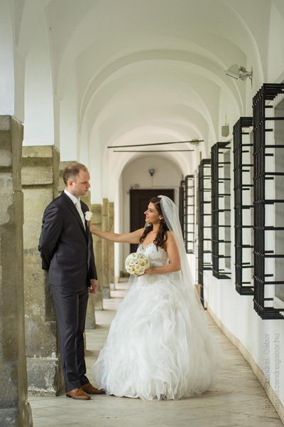Veronika és Ádám esküvői képei - fotó: Szendrei Gábor