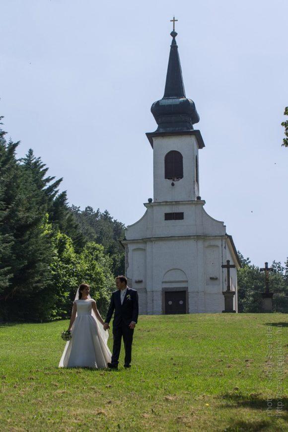 Ági és Géza esküvői képei - Dunabogdány - fotó: Szendrei Gábor