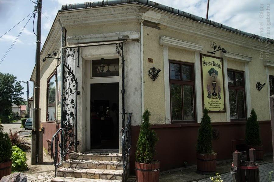 Borkostolás a Sveda Borházban - photo: Szendrei Gábor